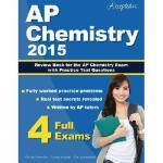 【预订】AP Chemistry 2015: Review Book for AP Chemistry Exam wi