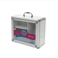 金隆兴铝合金家庭药箱急救箱医疗多层收纳箱B012