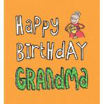 【预订】Happy Birthday Grandma