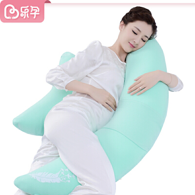 托腹怀孕期抱枕侧卧枕靠枕夏季 孕妇枕头垫护腰枕侧睡枕