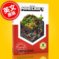 现货 我的世界官方指南:红石 英文原版 Minecraft Guide to Redstone: An Official