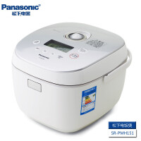 Panasonic/松下 SR-PMH151电饭煲 全面波纹备长碳黑锅