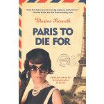 Paris to Die For(ISBN=9780446567411) 英文原版