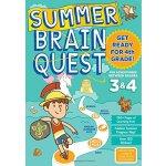 大脑任务 暑期练习册 三年级至四年级 Summer Brain Quest Between Grades 3-4 美国