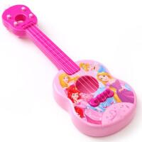 ?儿童吉他玩具可弹奏男孩女孩仿真宝宝小寸迷你乐器音乐玩具?