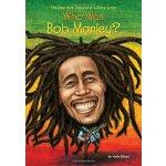 【现货】英文原版Who Was Bob Marley? 鲍勃马利是谁? 中小学生读物 Who Was/Is?系列 进口
