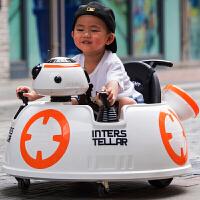 儿童电动车四轮摩托车遥控汽车小孩摇摆童车男女宝宝玩具车可坐人