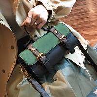 包包女2018新款欧美春季小包斜跨个性时尚手提单肩ulzzang斜挎包