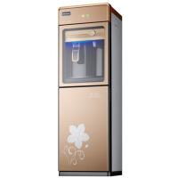 家用立式冰温热304不锈钢饮水机办公室双开门冷热静音节能开水机 冰