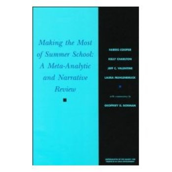 【预订】Making the Most of Summer School - a Meta-Analyticand Narra... 9780631221524 美国库房发货,通常付款后3-5周到货!