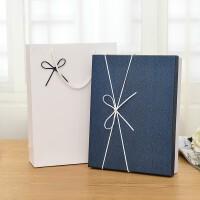 长方形礼品盒大号礼物包装盒子围巾盒男女生款礼盒纸盒精美盒子