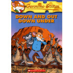 Geronimo Stilton #29: Down and Out Down Under 老鼠记者29: 环保鼠闯澳洲 9780439841207