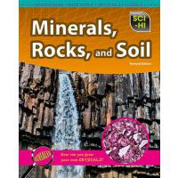 【�A�】Minerals, Rocks, and Soil