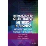 【预订】Introduction to Quantitative Methods in Business 978111