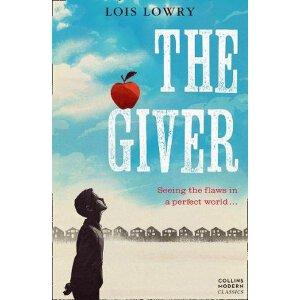【现货】英文原版 记忆传授人 The Giver  纽伯瑞儿童文学奖 英国版 赐予者 同名电影原著 乌托邦文学 Lois Lowry 洛伊丝劳里 假期读物推荐