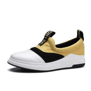 WARORWAR法国YG15-8952019新品冬季欧美平底鞋舒适女鞋潮流时尚潮鞋百搭潮牌板鞋
