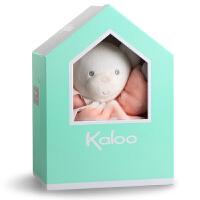 法国Kaloo婴儿可咬安抚玩具宝宝新生儿毛绒玩偶陪伴睡眠安抚玩偶
