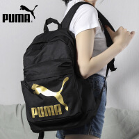 Puma彪马男包女包2019夏季新款背包轻便书包074799运动包双肩包