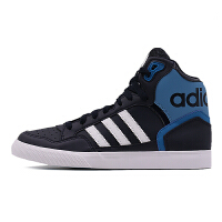 Adidas阿迪达斯女鞋 2017新款三叶草运动生活高帮休闲鞋 CP9624/CP9625 现