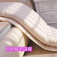 棉被冬被棉絮被子被芯棉花被单人宿舍垫絮8斤加厚保暖棉胎0.9床垫