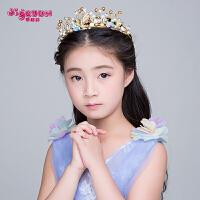 女童发箍花仙子公主皇冠儿童配饰饰品儿童发饰头饰头箍发夹