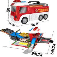 儿童大号工程车挖掘机挖土机玩具套装男孩3-5-6岁4合金模型玩具车抖音