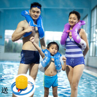 儿童泳圈厚款救生圈游泳圈游泳用品装备弹款