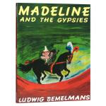 玛德琳和吉普赛人 英文原版绘本 Madeline and the Gypsies 廖彩杏吴敏兰书单 儿童英语启蒙图画故