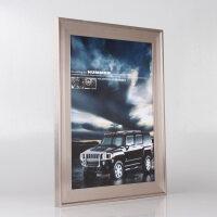 家居生活用品铝合金画框相框12寸16寸20寸24寸36寸40寸海报写真框挂墙定做