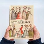 世界各国民族古代服装史 Racinet. The Complete Costume History 画册 画集 漫画
