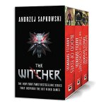 The Witcher Boxed Set: Blood of Elves, the Time of Contempt