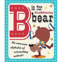 【预订】B Is for Breakdancing Bear