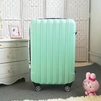 时尚密码箱20寸可爱行李箱女24寸学生旅行箱韩版26寸大容量拉杆箱