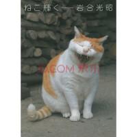 现货!岩合光昭 猫咪写真 ねこ�xく ニッポンの猫写真集