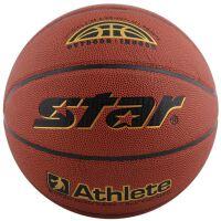 star世达篮球 室内外通用PU成人比赛训练7号篮球BB4307