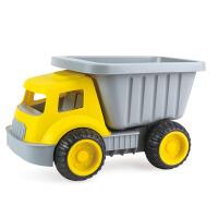 Hape超级运沙车1-6岁沙滩翻斗车沙滩玩具运动户外儿童玩具E4084