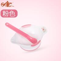 婴儿小勺子婴儿幼儿吃饭宝宝辅食碗勺儿童餐具套装