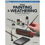 【预订】Basic Painting & Weathering for Model Railroaders, Seco