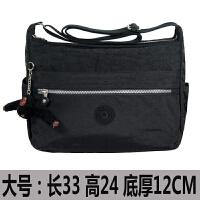 牛津布包单肩包女大包斜跨大容量防水尼龙包韩版休闲旅行斜挎包包