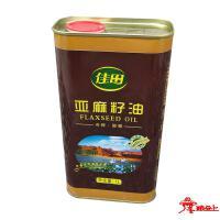 佳田-亚麻籽油1L(冷榨)