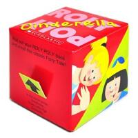 Roly Poly: Cinderella 神奇翻转书:灰姑娘-哈佛大学教育专家吴敏兰重点推荐读物! ISBN 978