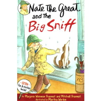 Nate the Great and the Big Sniff 小侦探内特[6-12岁]
