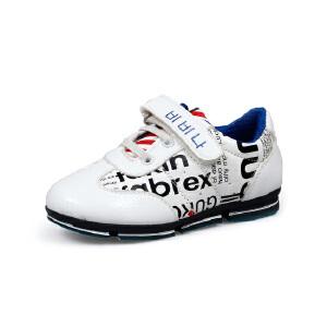 比比我儿童鞋男2017新款秋季韩版男童运动鞋休闲透气板鞋