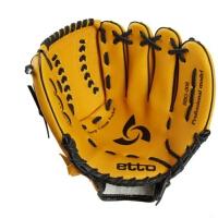 正品etto英途棒球手套 高级PVC比赛棒球手套BBG008