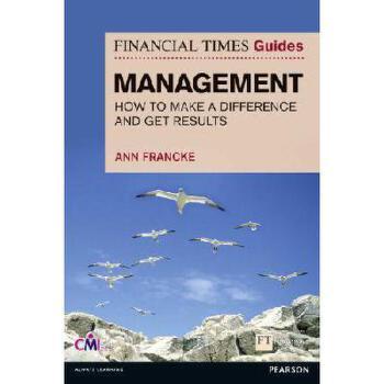 【预订】FT Guide to Management: How to Be a Manager Who Makes a Difference and Gets Results 美国库房发货,通常付款后3-5周到货!