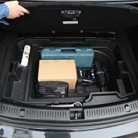 爱特诺奔驰后备箱储物盒箱/新E级E300L/C级C200L/GLA/GLC尾箱储物格改装