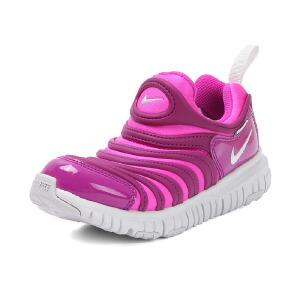 耐克(Nike)儿童鞋毛毛虫童鞋舒适运动休闲鞋343738-622 深红