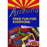【预订】Free Fun for Everyone: Arizona