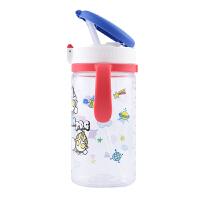 新款儿童吸管杯宝宝学饮水杯婴儿喝水杯