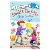 英文原版 Amelia Bedelia Chalks One Up [4-8岁]